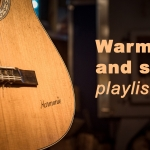 Warm and Songs playlist
